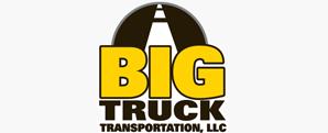 Big Truck Transportation Logo Design