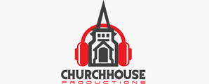 Church House Productions Logo Design