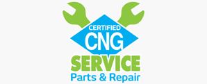 CNG Repairs Logo Design
