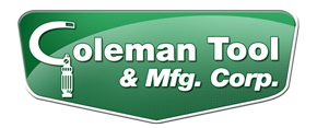 Coleman Tool & Die Stylized Logo Design