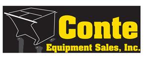 Conte Equipment Logo Design