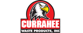 Currahee Waste Products Logo Design