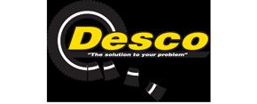 Desco Tire Logo Design