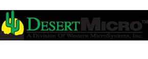 Desert Micro Logo Design