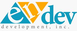 Endev Logo Design