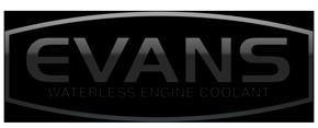 Evans Cooling Stylized Logo Design