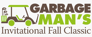 Garbage Man's Invitational Tournament Logo Design