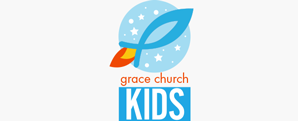 Grace Church Kids Logo Design