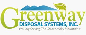 Greenway Disposal Logo Design