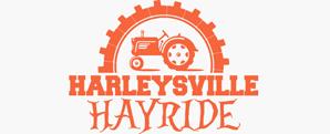 Harleysville Hayride Logo Design