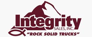 Integrity Truck Sales Logo Design