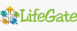 Lifegate Logo Design