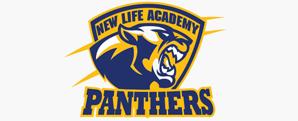 New Life Academy Logo Design
