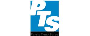 Parris Truck Logo Design