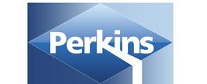 Perkins Stylized Logo Design