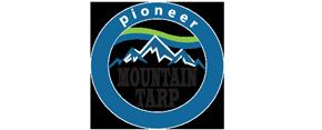 Pioneer Mountain Tarp Logo Design