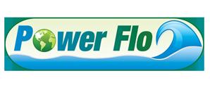 Power Flo Logo Design