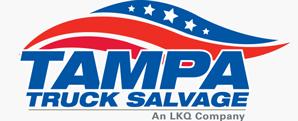 Tampa Truck Salvage Logo Design