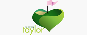 Tee off for Taylor Logo Design