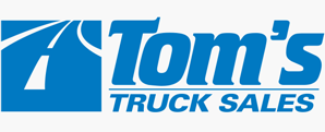 Tom's Truck Sales Logo Design