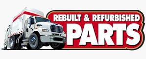 Truck Parts Logo Design