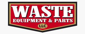 Waste Equipment & Parts Logo Design