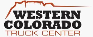 Western Colorado Truck Sales Logo Design