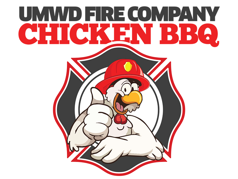 logo design for fire department by double vision