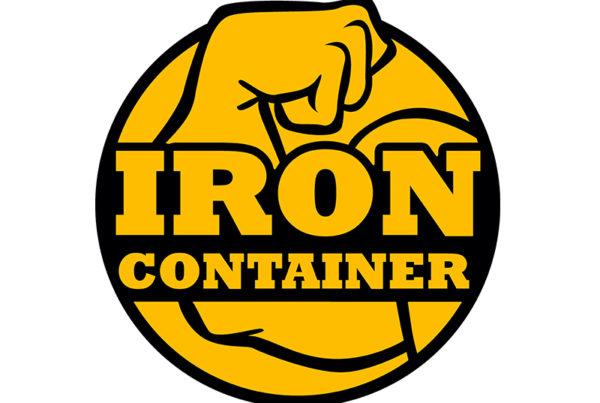 Iron Container Logo Design