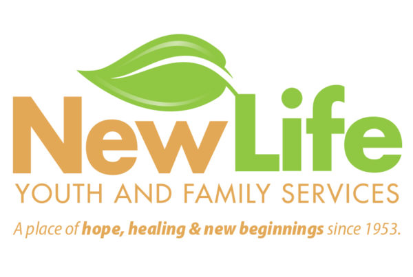 New Life Youth & Family Services Logo Design