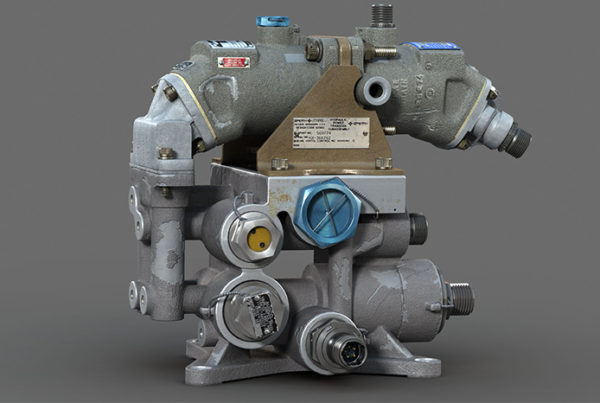 Industrial 3D Modeling Company