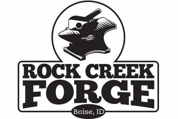 Rock Creek Forge Logo Design