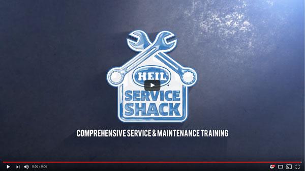 Heil Service Shack Video Intro