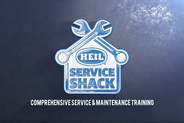 Heil Service Shack Video Intro