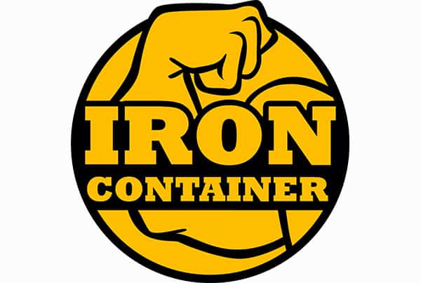 Iron Container Logo