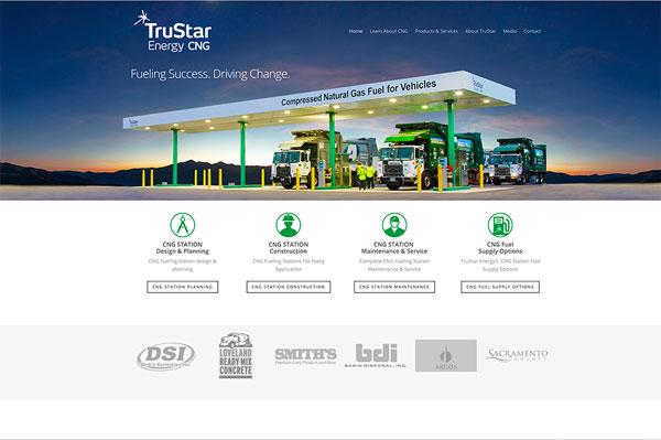 TruStar Energy Website