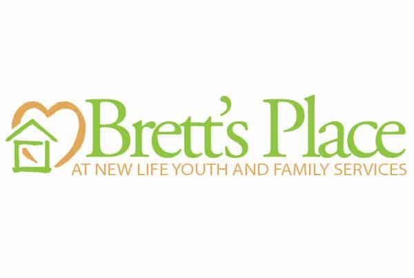 Brett's Place Non Profit Logo Design