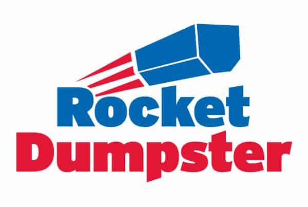 Rocket Dumpster Logo