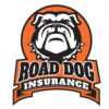 Road Dog Insurance Logo Design