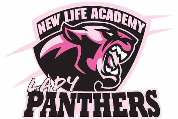 Lady Panthers Logo