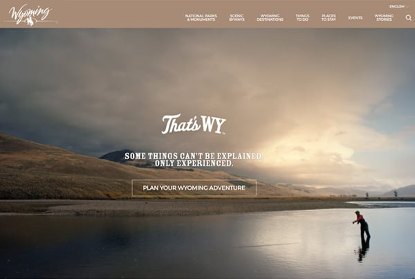 Travel / Tourism Website Design